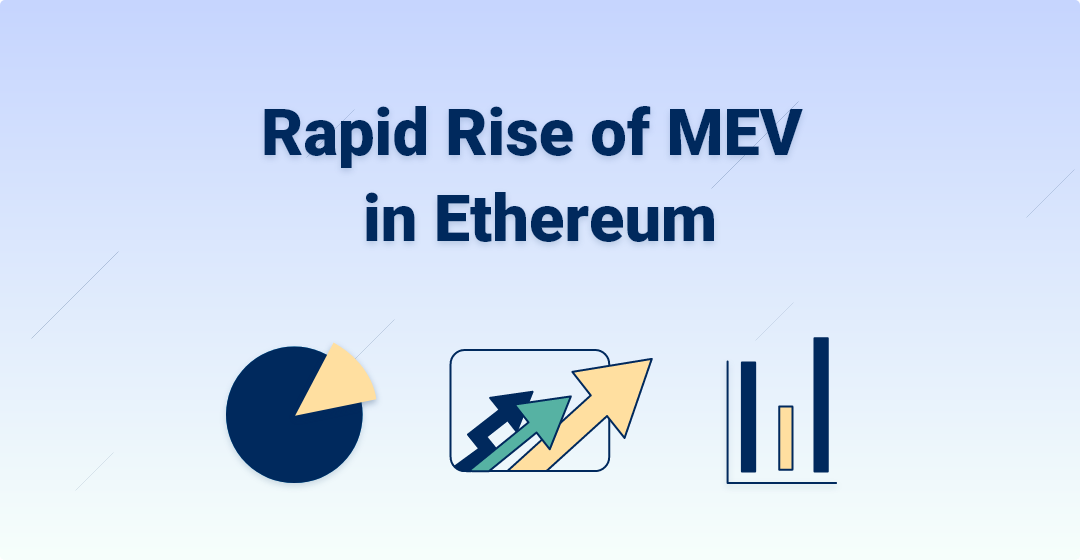 Rapid Rise of MEV in Ethereum