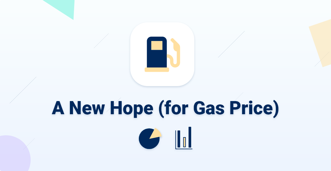 A New Hope (for Gas Price)