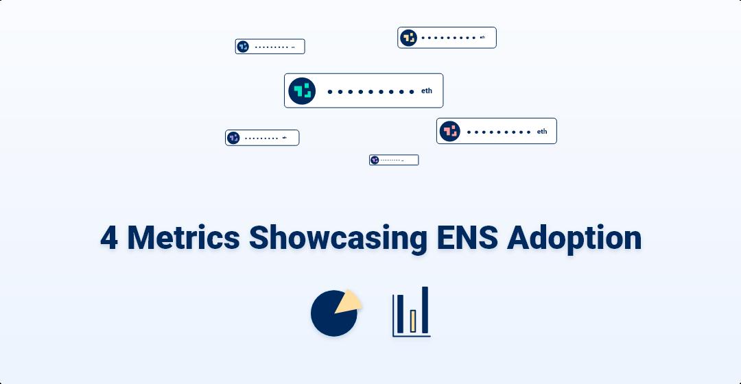 4 Metrics Showcasing ENS Adoption